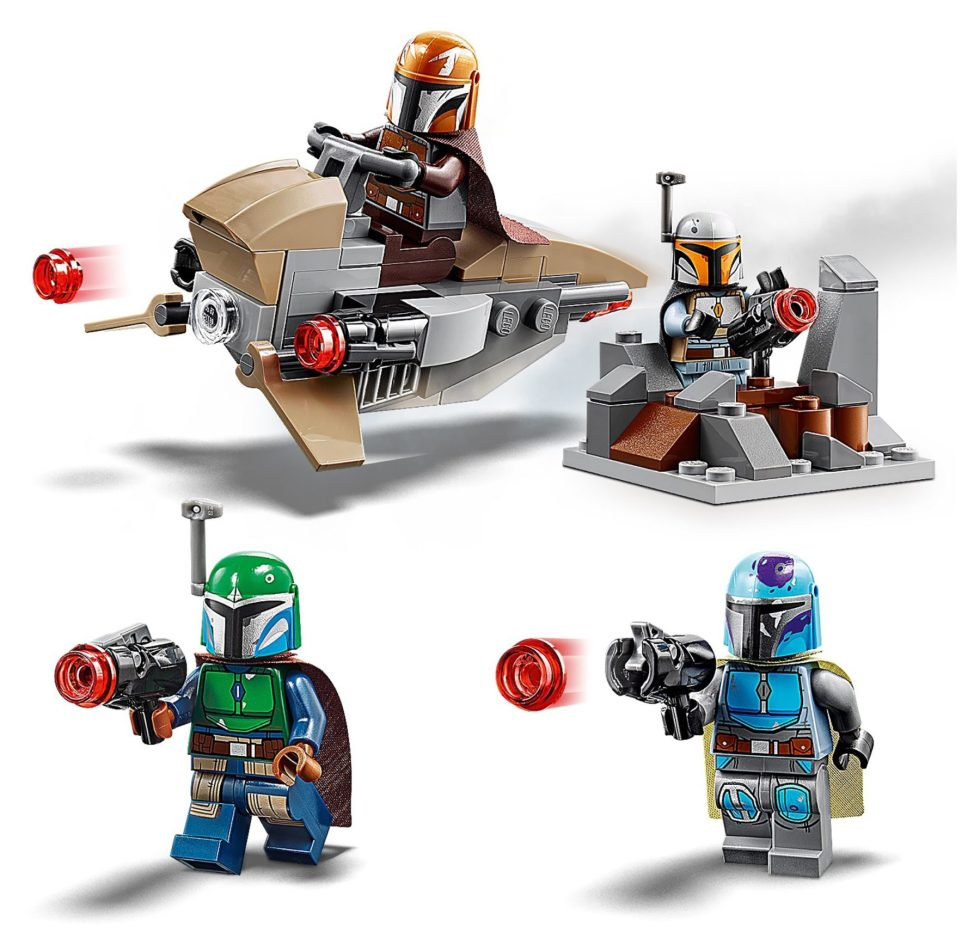 LEGO 75267 Mandalorian Battle Pack pictures