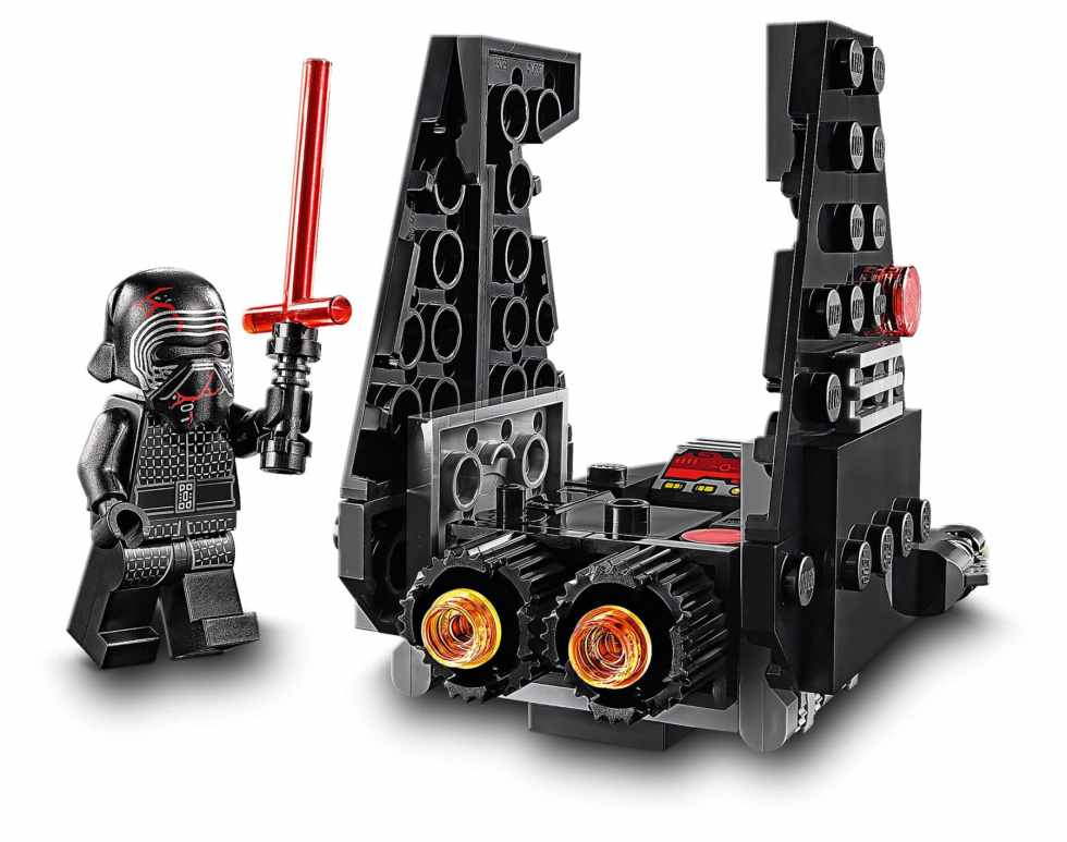 LEGO Star Wars 75264 Kylo Rens Shuttle microfighter Minifigure