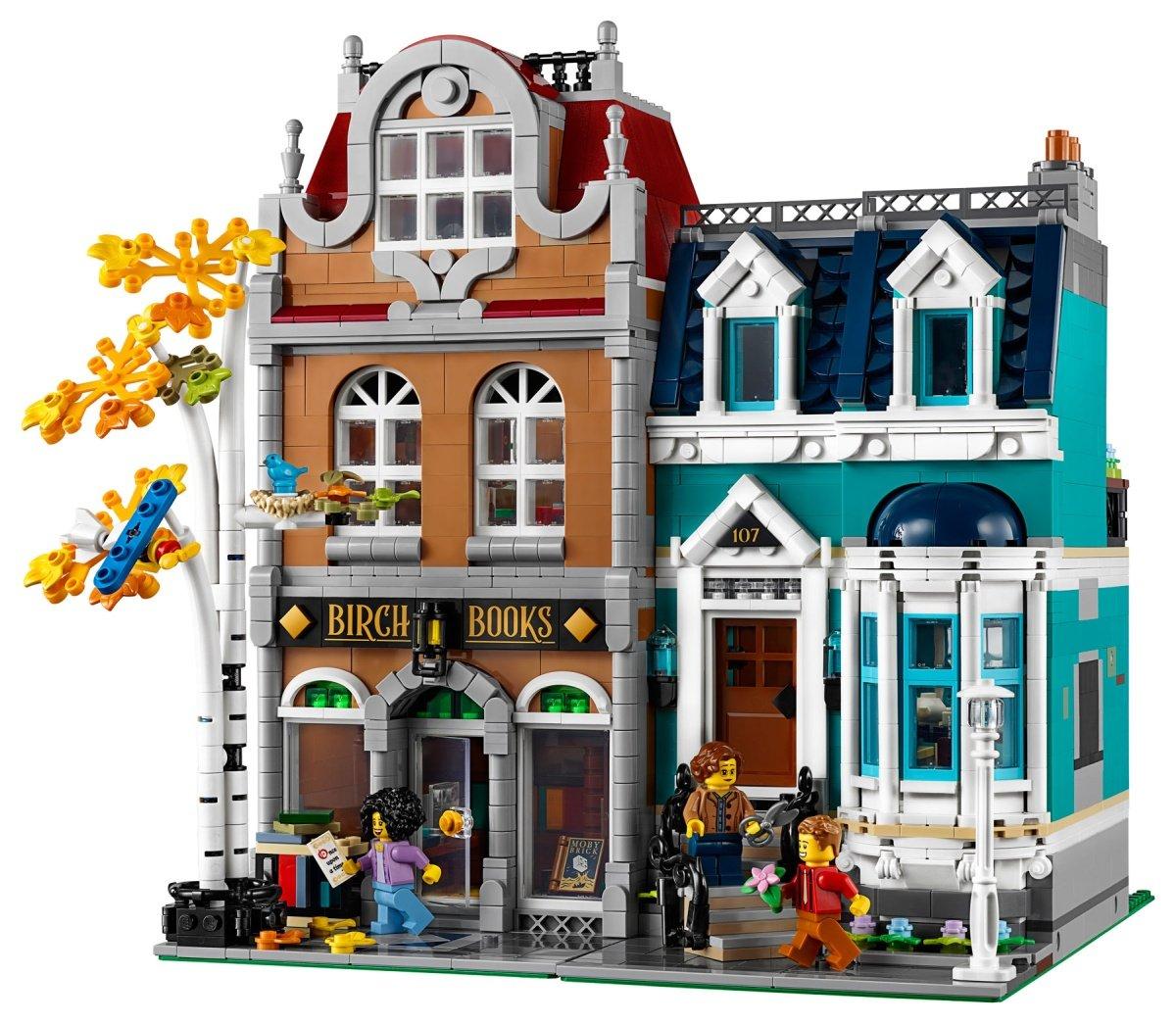 LEGO 10270 Creator Expert Modular Bookshop price