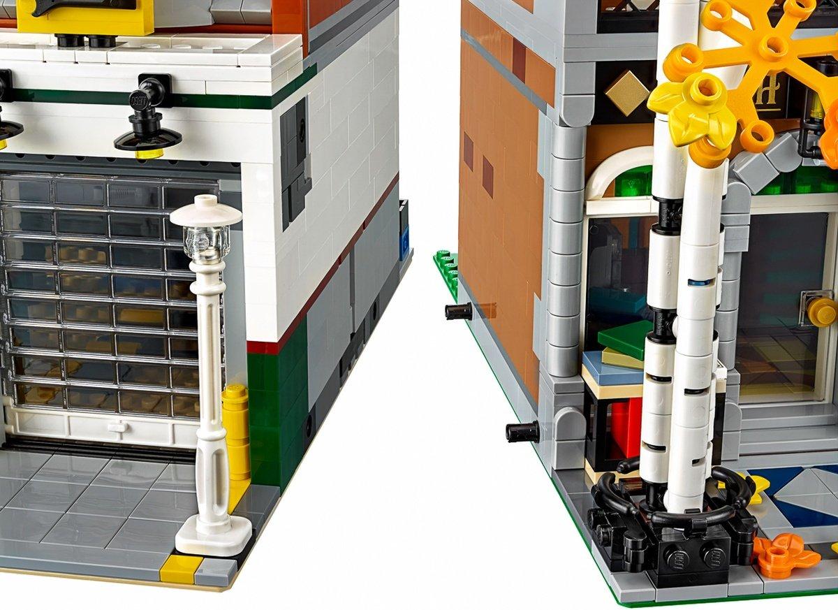 LEGO 10270 Creator Expert Modular Bookshop release