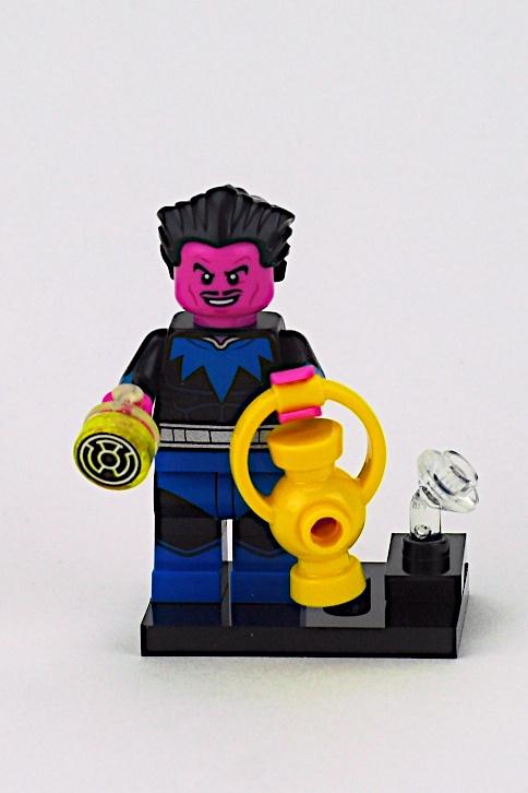 LEGO 71026 DC Custom Minifigures Sinestro