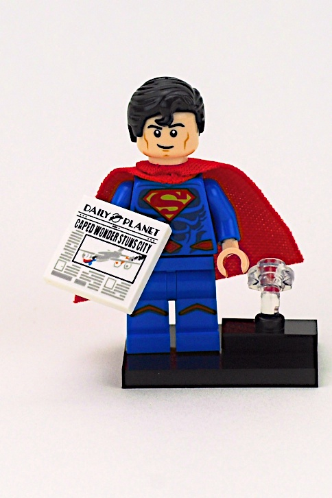 LEGO 71026 DC Custom Minifigures Superman