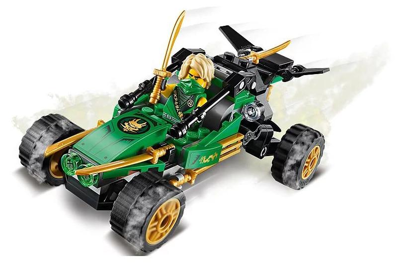 LEGO 71700 Ninjago Lloyd's Jungle Robber price