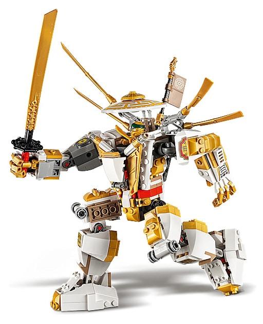 LEGO 71702 Ninjago Golden Mech Robot