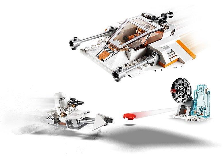 LEGO 75268 Star Wars Snowspeeder pictures