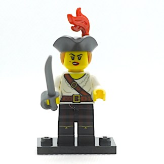 LEGO 71027 CMF 20 Pirate Girl 5