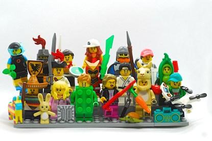 LEGO 71027 CMF Series 20 theBrickland.com