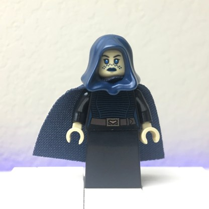 LEGO Barriss Offee Minifigure