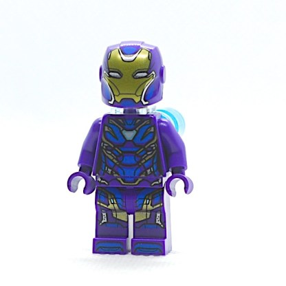LEGO Pepper Pots Ironman Suit (Rescue) minifigure
