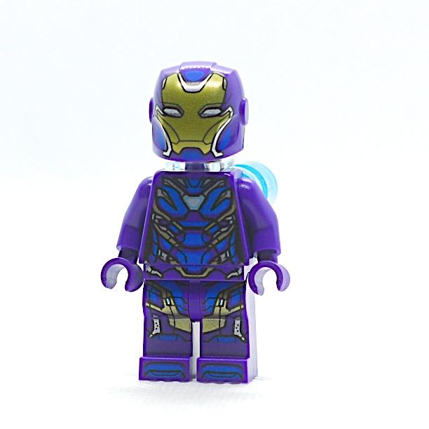 NEW LEGO Avengers 76144 Rescue Pepper Potts Minifigure Iron Man Suit Endgame