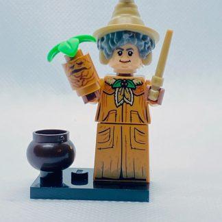 Professor Pomona Sprout Minifigure