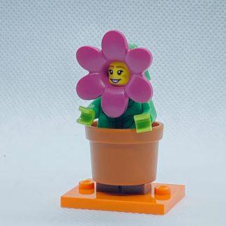 LEGO 71021 CMF Series 18 Minifigures Flowerpot Girl