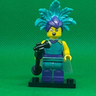 LEGO 71029 CMF Series 21 Minifigures Cabaret Singer