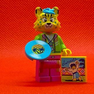 LEGO Vidiyo Minifigure - DJ Cheetah Bandmates