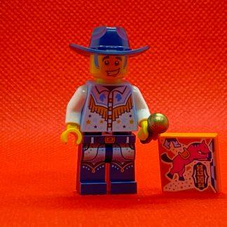LEGO Vidiyo Minifigure - Discowboy Bandmates