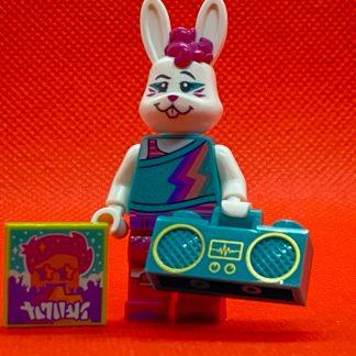 LEGO Vidiyo Minifigure - Bunny Dancer Bandmates