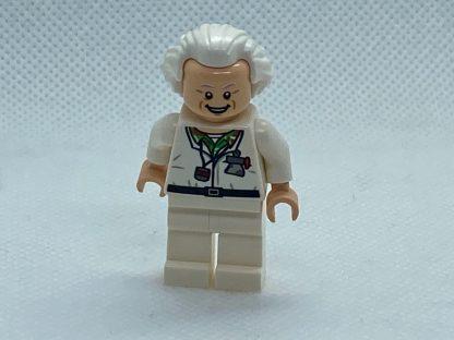 LEGO Doc Brown Minifigure