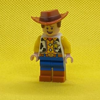 Woody LEGO Minifigure from Toy Story
