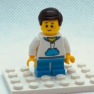 LEGO Minifigure Dragon Boat Race Child Spectator