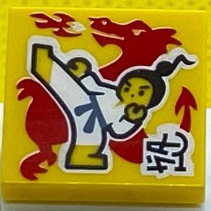 LEGO Vidiyo BeatBit Martial Arts