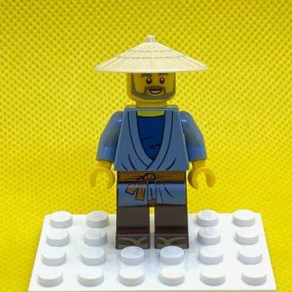 LEGO Minifigure Dragon Boat Race Stall Keeper
