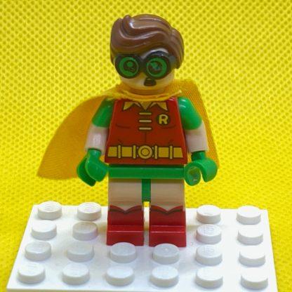 LEGO Robin Minifigure with Goggles