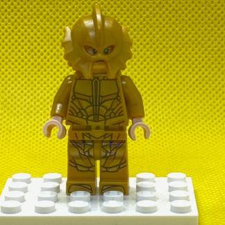 LEGO Atlantean Guard - Scared Expression Minifigure