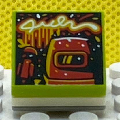 LEGO Vidiyo BeatBit Spark Shower Filter