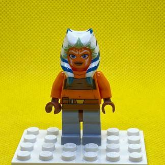 LEGO Star Wars Minifigure Ahsoka Tano (Padawan) - Tube Top and Belt