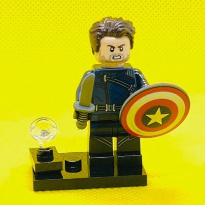 LEGO 71031 Marvel Minifigure - Winter Soldier