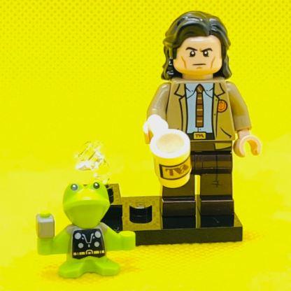 LEGO 71031 Marvel Minifigure - Loki