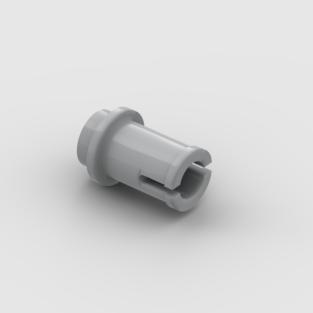 LEGO Part Light Bluish Gray Technic, Pin 1/2