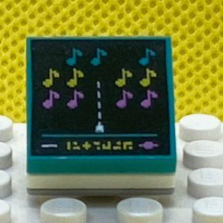 LEGO Vidiyo BeatBit Retro Game Style Filter