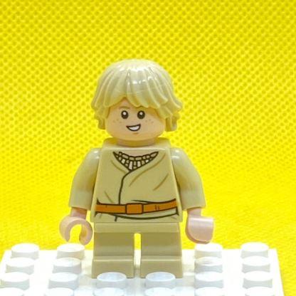 LEGO Anakin Skywalker (Short Legs, Detailed Shirt) MINIFIGURE