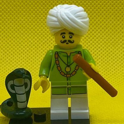LEGO 71008 CMF Series 13 Snake Charmer Minifigure