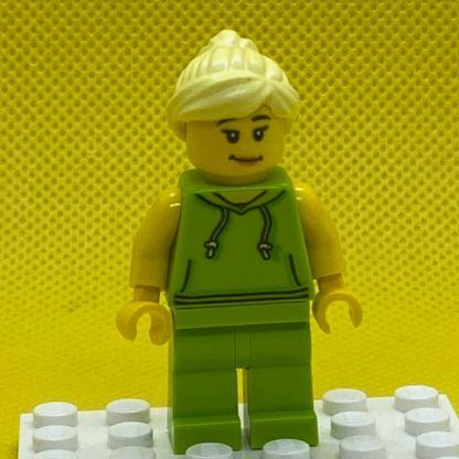 LEGO Female Bodybuilder Minifigure