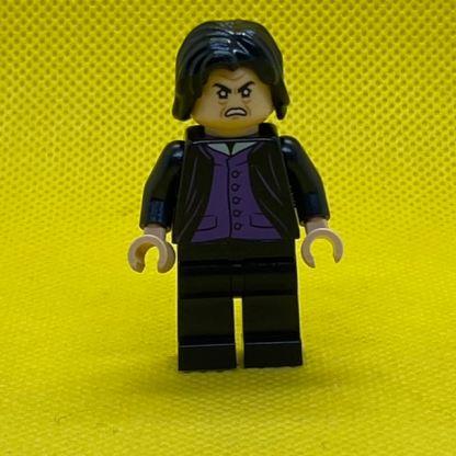 LEGO MinifigureProfessor Severus Snape, Dark Purple Shirt