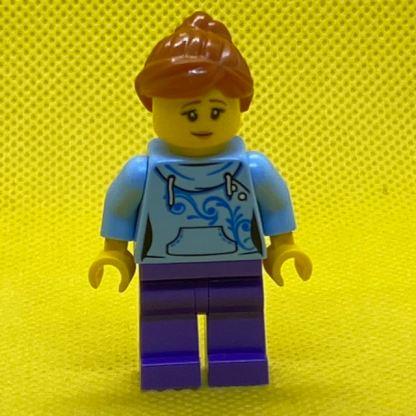 LEGO Cautious Rider Minifigure