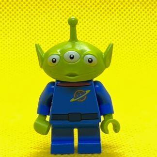 LEGO Toy Story Alien Minifigure