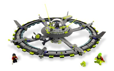 Alien Conquest Alien Mothership 7068
