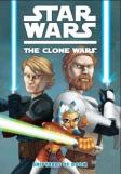 Clone Wars Comic Cover