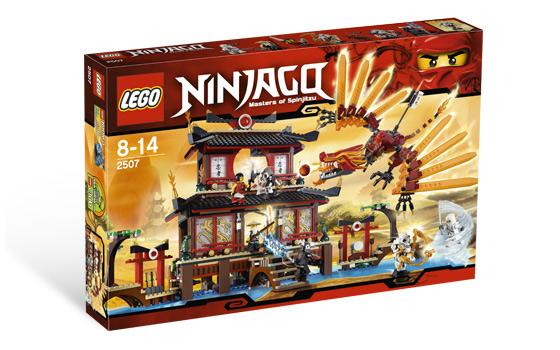 Fire Temple Lego