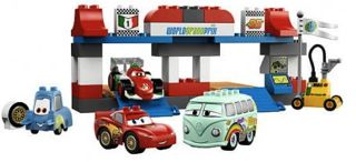 Lego Cars Duplo Sets