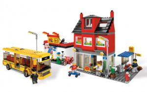 Lego City Corner