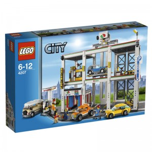 Lego City Garage Box 4207