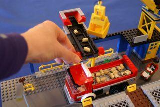 Lego Conveyer Belt