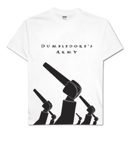 Lego Dumbledore's Army T Shirt