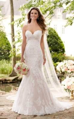 StellaYork 6379 size 12 corset back champagne Make me an offer