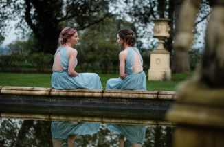Sorella Vita Bridesmaids dresses from The Bridal Boutique Warwickshire