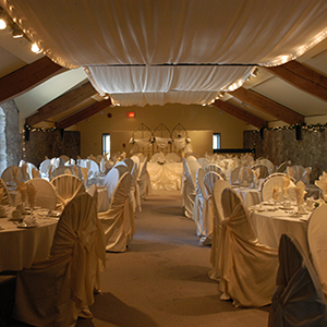 Dundurn coach house wedding